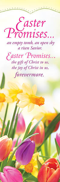 Easter Promise Bookmark