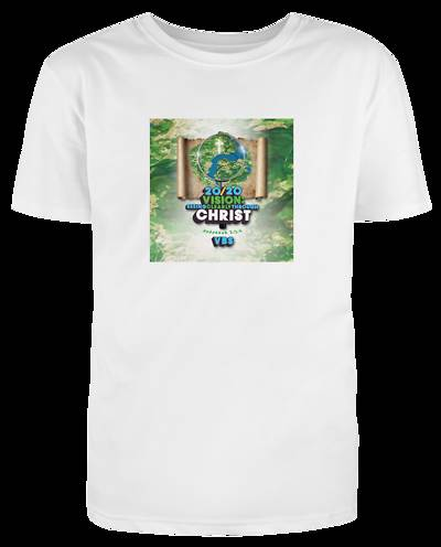 Picture of Vacation Bible School (VBS) 2020 20/20 Vision: T-Shirt Iron-on