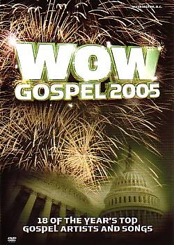 WOW Gospel 2005 DVD