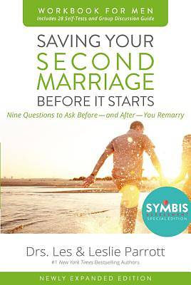 Picture of Saving Your Second Marriage Before It Starts Workbook for Men Updated