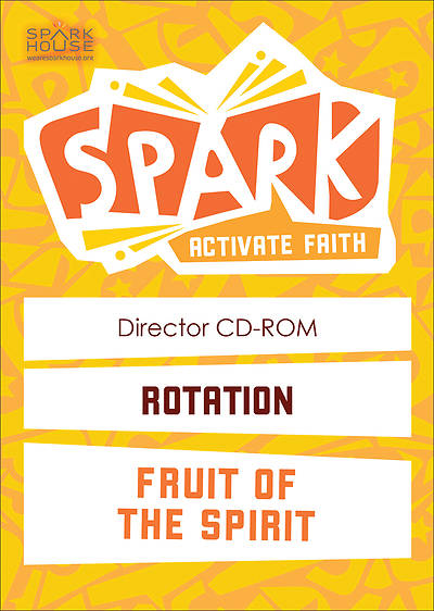 Spark Rotation Fruit of the Spirit Director CD
