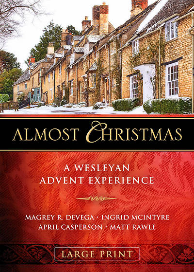 Picture of Almost Christmas - [Large Print]