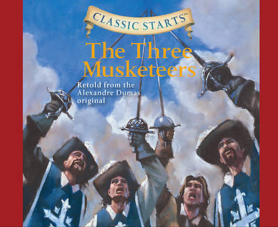 Picture of The Three Musketeers (Library Edition)