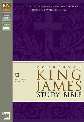 Zondervan King James Version Study Bible