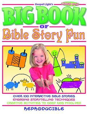 Picture of Big Book of Bible Story Fun