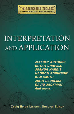 Interpretation and Application