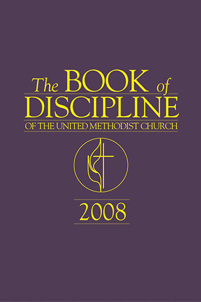 Book of Discipline 2008 [Microsoft eBook]