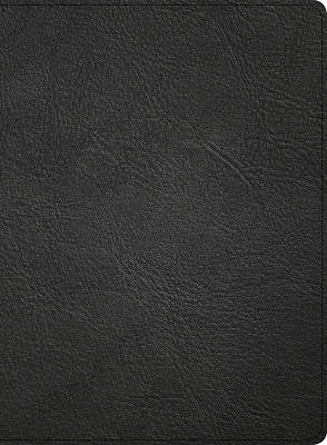 Picture of CSB Experiencing God Bible, Black Genuine Leather