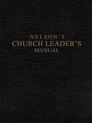 Nelsons Church Leaders Manual