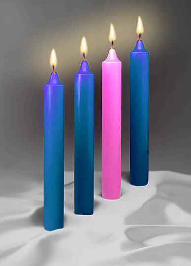 Advent Candle 12
