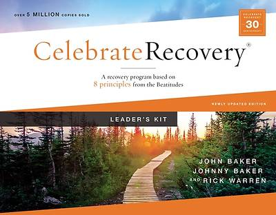 Picture of Celebrate Recovery Updated Curriculum Kit