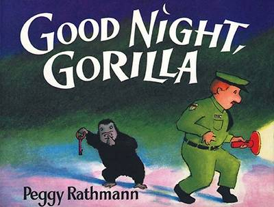 Picture of Good Night, Gorilla (Oversized Board Book)