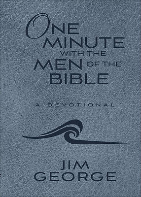 Picture of One Minute with the Men of the Bible