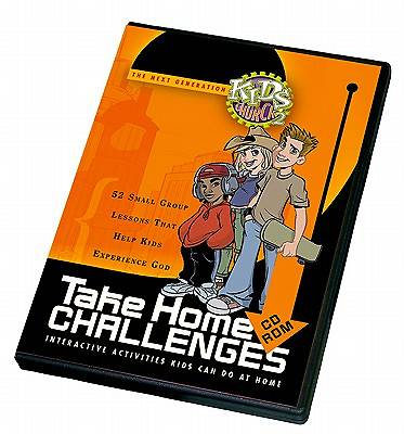 Take-Home Challenges CD-ROM