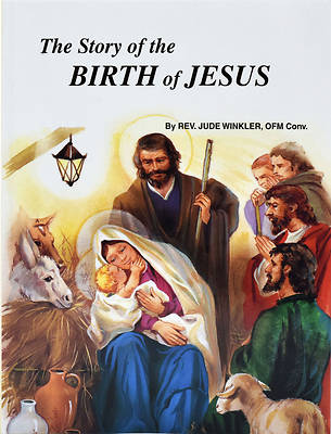 Picture of The Story of the Birth of Jesus