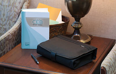 CEB Common English Bible Study Bible with Bible Cover