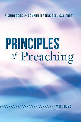 Picture of Principles of Preaching