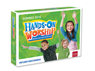 Picture of Hands On Worship Kit Summer 2015