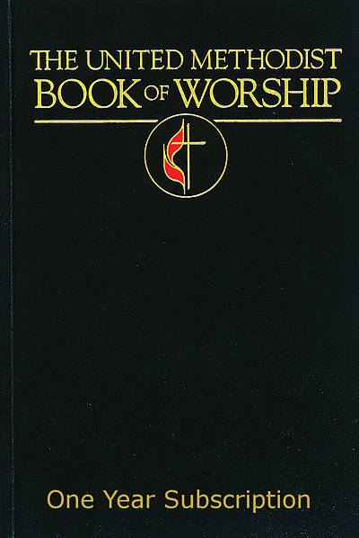 Picture of The United Methodist Book of Worship Online Subscription  - 1 Year
