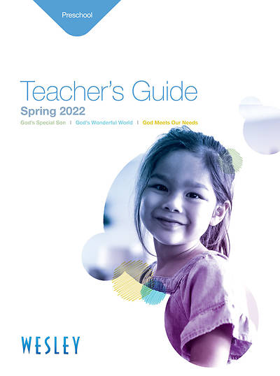 Wesley Preschool Teachers Guide Spring