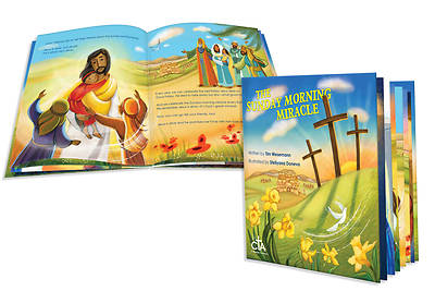 Sunday Morning Miracle Soft Cover Children's Book