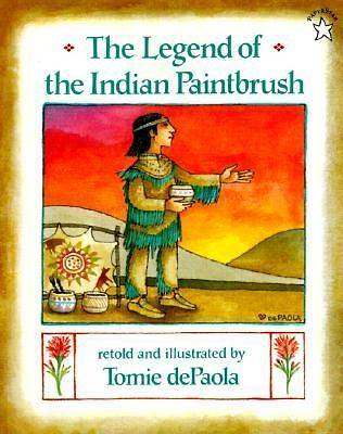 Picture of The Legend of the Indian Paintbrush