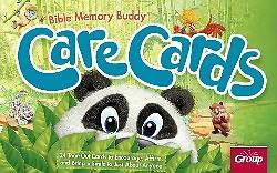 Bible Memory Buddy Care Cards