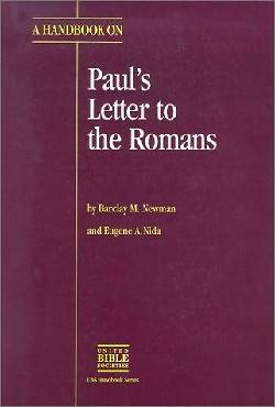 A Handbook on Pauls Letter to the Romans