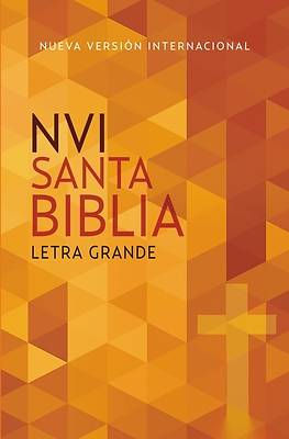 Picture of Santa Biblia NVI - Letra Grande - Economica