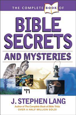 The Complete Book of Bible Secrets and Mysteries [ePub Ebook]