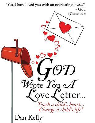 Picture of God Wrote You a Love Letter