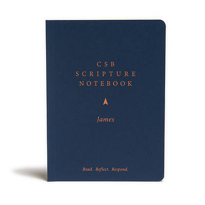 Picture of CSB Scripture Notebook, James