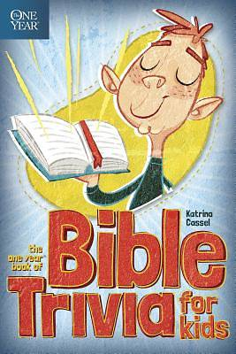Picture of The One Year Book of Bible Trivia for Kids