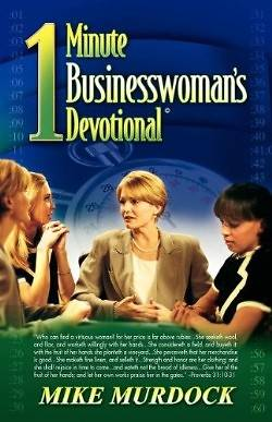 The One-Minute Businesswomans Devotional
