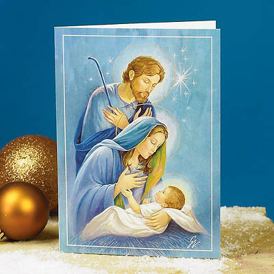 Holy Family Boxed Cards - Box of 25