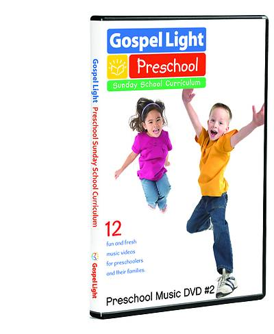 Gospel Light Music DVD Yr B (Preschool/ Pre-K)