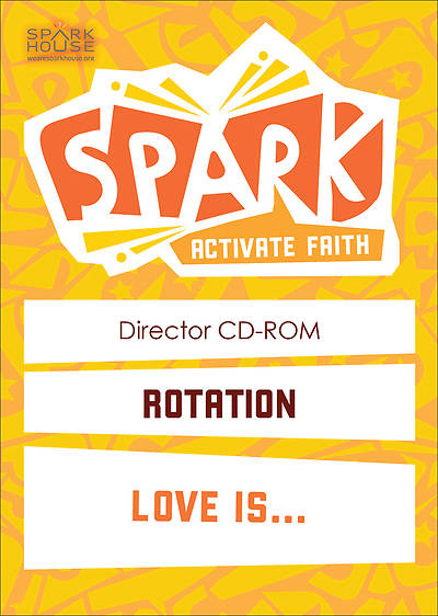 Spark Rotation Love Is... Director CD