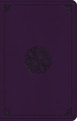 Picture of ESV Premium Gift Bible (Trutone, Lavender, Emblem Design)