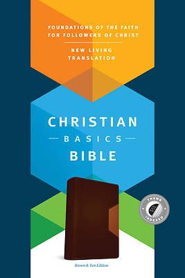 Picture of The Christian Basics Bible NLT,  Tutone