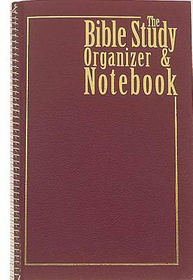 Picture of The Bible Study Organizer & Notebook