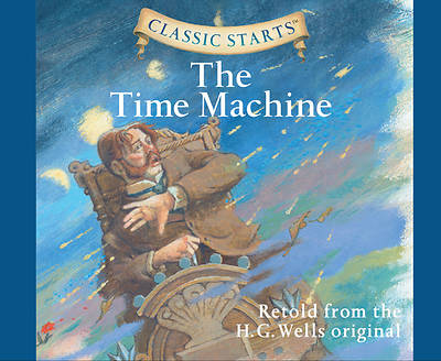 Picture of The Time Machine (Library Edition)
