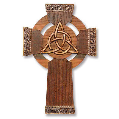 Picture of Trinity Treasures Wall Cross