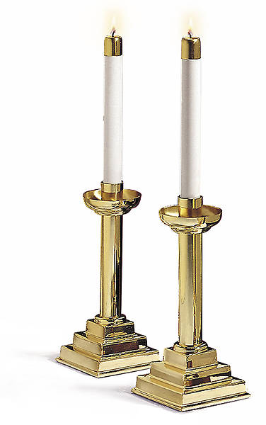 Traditional Candlesticks 12