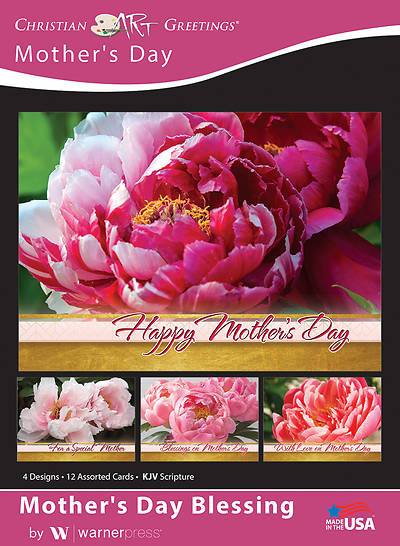 Picture of Mother's Day Blessings Boxed Cards (Box of 12)