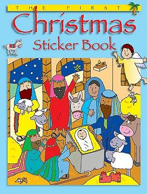 Picture of The First Christmas Sticker Book