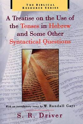 Picture of A Treatise on the Use of the Tenses in Hebrew