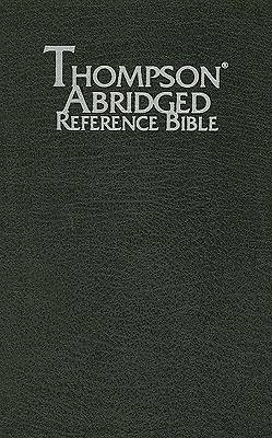 Thompson Abridged Reference Bible-KJV