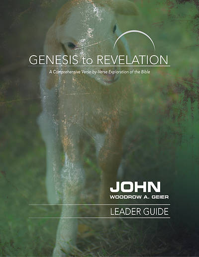 Picture of Genesis to Revelation: John Leader Guide - eBook [ePub]