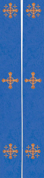 Jerusalem Cross Stole