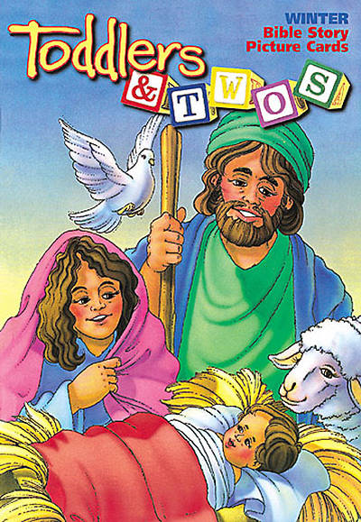 Picture of Toddlers and Twos Bible Story Cards Winter